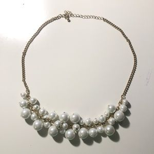 Pearl Decorative Necklace
